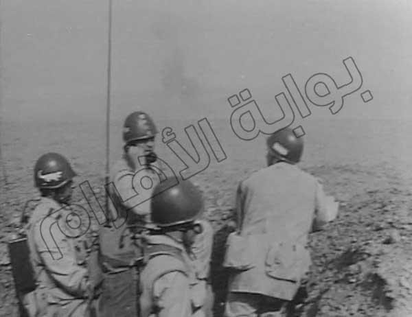 صور نادرة لقادة وضباط الجيش والجنود أثناء إدارة العمليات في حرب أكتوبر 2013-635164802683047686-304