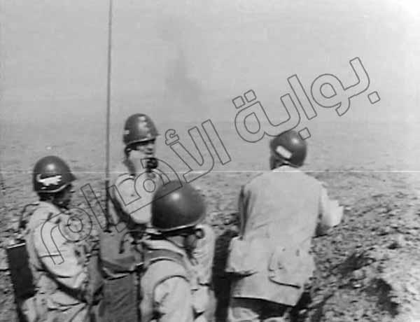 صور نادرة لقادة وضباط الجيش والجنود أثناء إدارة العمليات في حرب أكتوبر 2013-635164802683671690-367