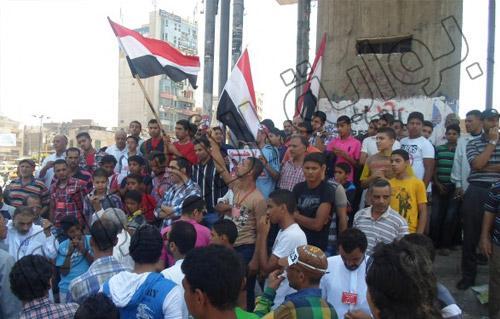 بالصور.. الآلاف يشاركون في مسيرات بالمحلة الكبرى للمطالبة بإسقاط النظام 2013-635080334753494125-349_main