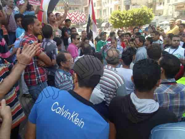 بالصور.. الآلاف يشاركون في مسيرات بالمحلة الكبرى للمطالبة بإسقاط النظام 2013-635080335290591796-59