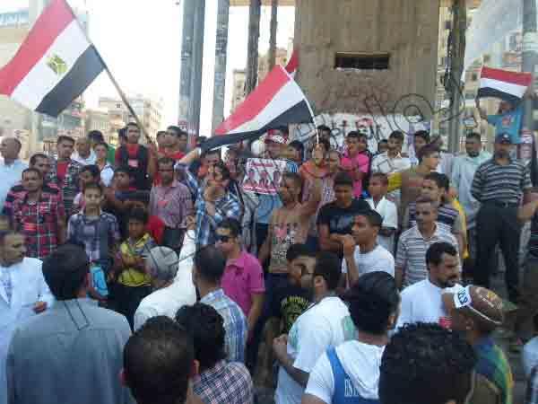 بالصور.. الآلاف يشاركون في مسيرات بالمحلة الكبرى للمطالبة بإسقاط النظام 2013-635080335310559412-55