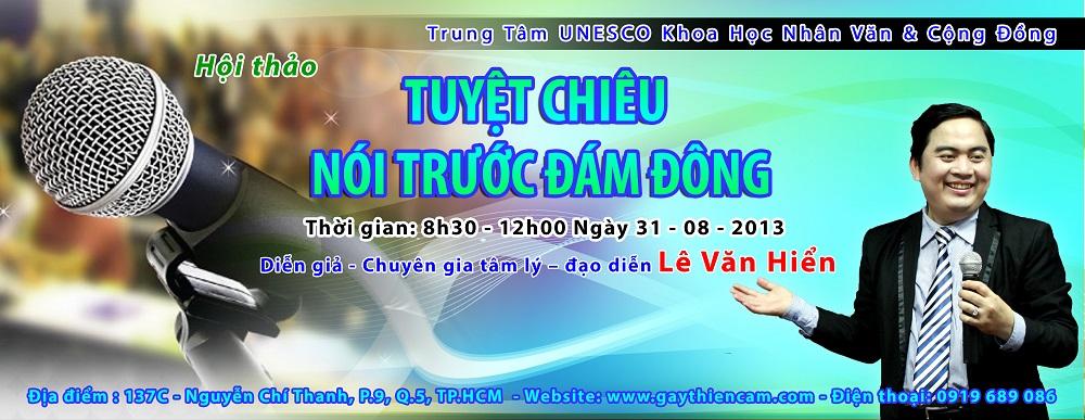 """HỘI THẢO""""NGHỆ THUẬT TƯ VẤN BÁN HÀNG ĐỈNH CAO"""" Banner-ht-tuyet-chieu-noi-truoc-dam-dong"""