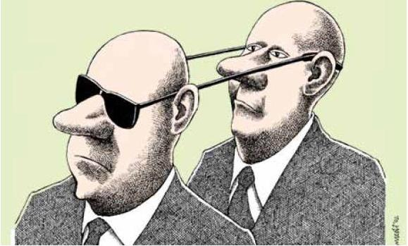 Karikatura politike Karikatura