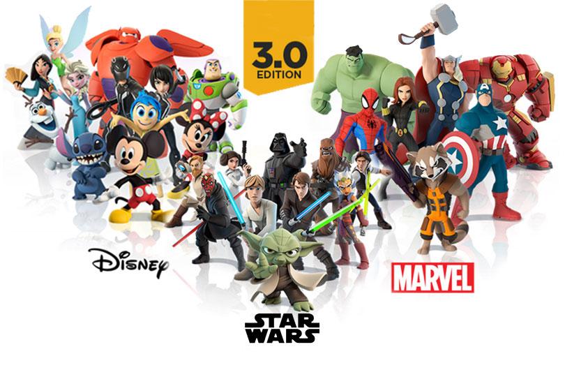 Disney Infinity Star Wars für PS4 Infinity-3.0