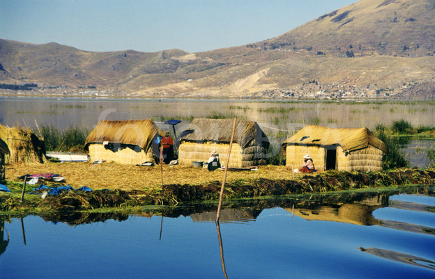 Peru - Page 6 145775-floating-village-lake-titicaca