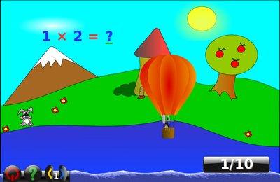 GComprisبرنامج تعليمي رائع  لطلاب المرحلة الابتدائية Algebra_by