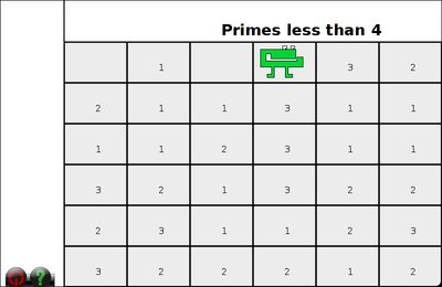 GComprisبرنامج تعليمي رائع  لطلاب المرحلة الابتدائية Gnumch-primes
