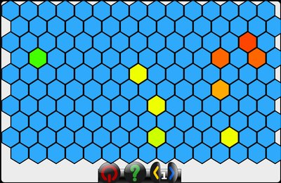 GComprisبرنامج تعليمي رائع  لطلاب المرحلة الابتدائية Hexagon