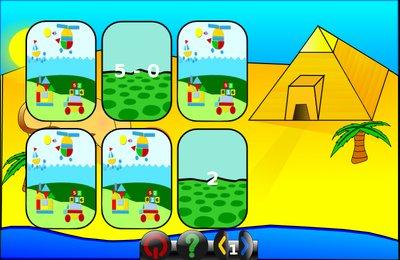 GComprisبرنامج تعليمي رائع  لطلاب المرحلة الابتدائية Memory_minus