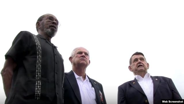 A New Chapter for the United States and Cuba  ** Recordando cuando se arrió la bandera norteamericana en la Embajada habanera EAAB9521-48FF-4DB3-9C9B-C69A11805BF9_w640_r1_s
