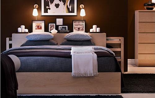 Trouver la bonne couleur pour mon salon et ma chambre (plutôt clair) Ikea-malm-bed-suite