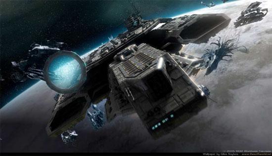 vagon brei-proyecto Stargate-universe-tv-series