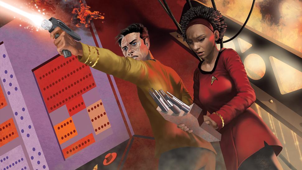 [JDR] STAR TREK ADVENTURE RPG... Star-Trek-Battle