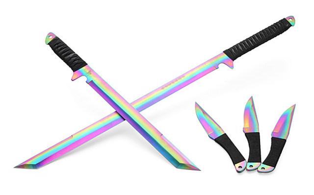 Taurus' Forge. - Página 2 Rainbow-swords