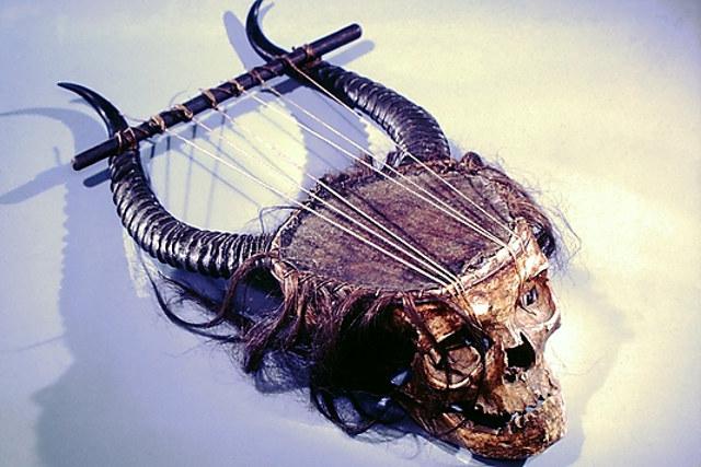 Instrumental Sound Magic Human-skull-lyre-instrument-thumb-640x427-27831
