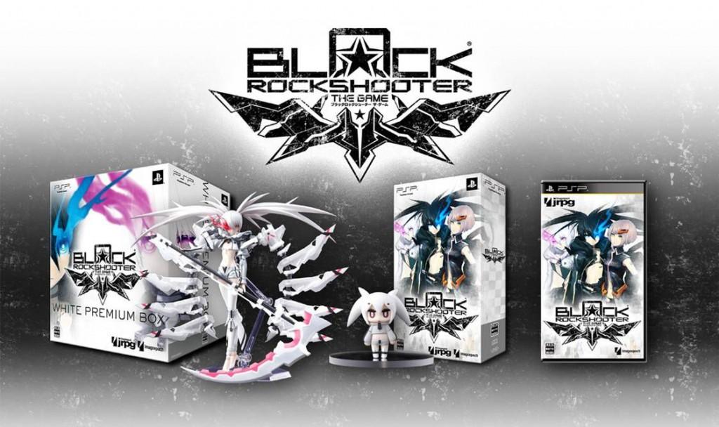 Black Rock Shooter The Game - PSP 2132453886_full-1024x608