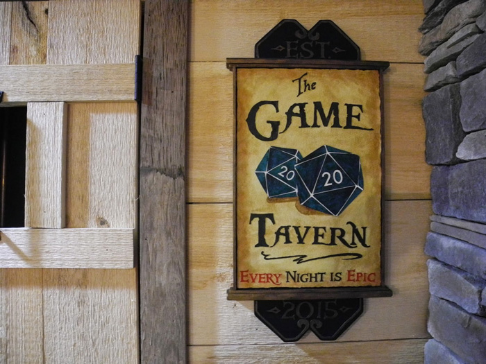 Epic Game Room - The Game Tavern Game-tavern-room-dnd-15
