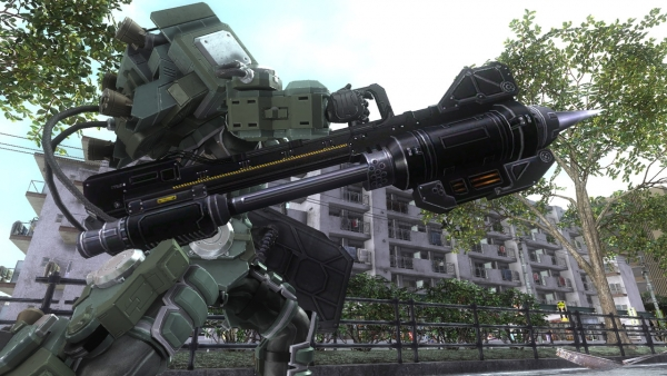 EARTH DEFENSE FORCE 5 ! EDF5_07-27-17_001
