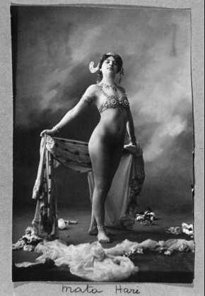 Mata Hari danseuse espionne Gbrama-matahari3