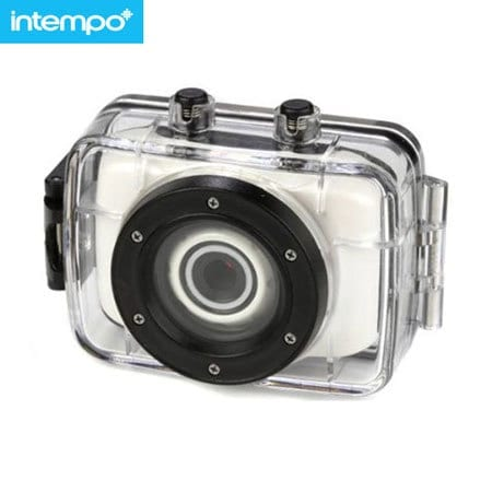 Mobile Fun : Camera Vidéo Intempo Action HD de 5 mégapixels 43235