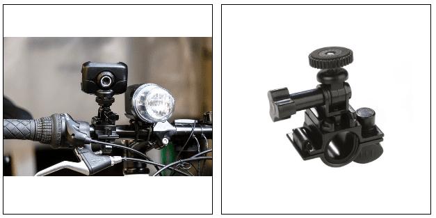 Mobile Fun : Camera Vidéo Intempo Action HD de 5 mégapixels Capture110