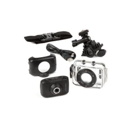 Mobile Fun : Camera Vidéo Intempo Action HD de 5 mégapixels E