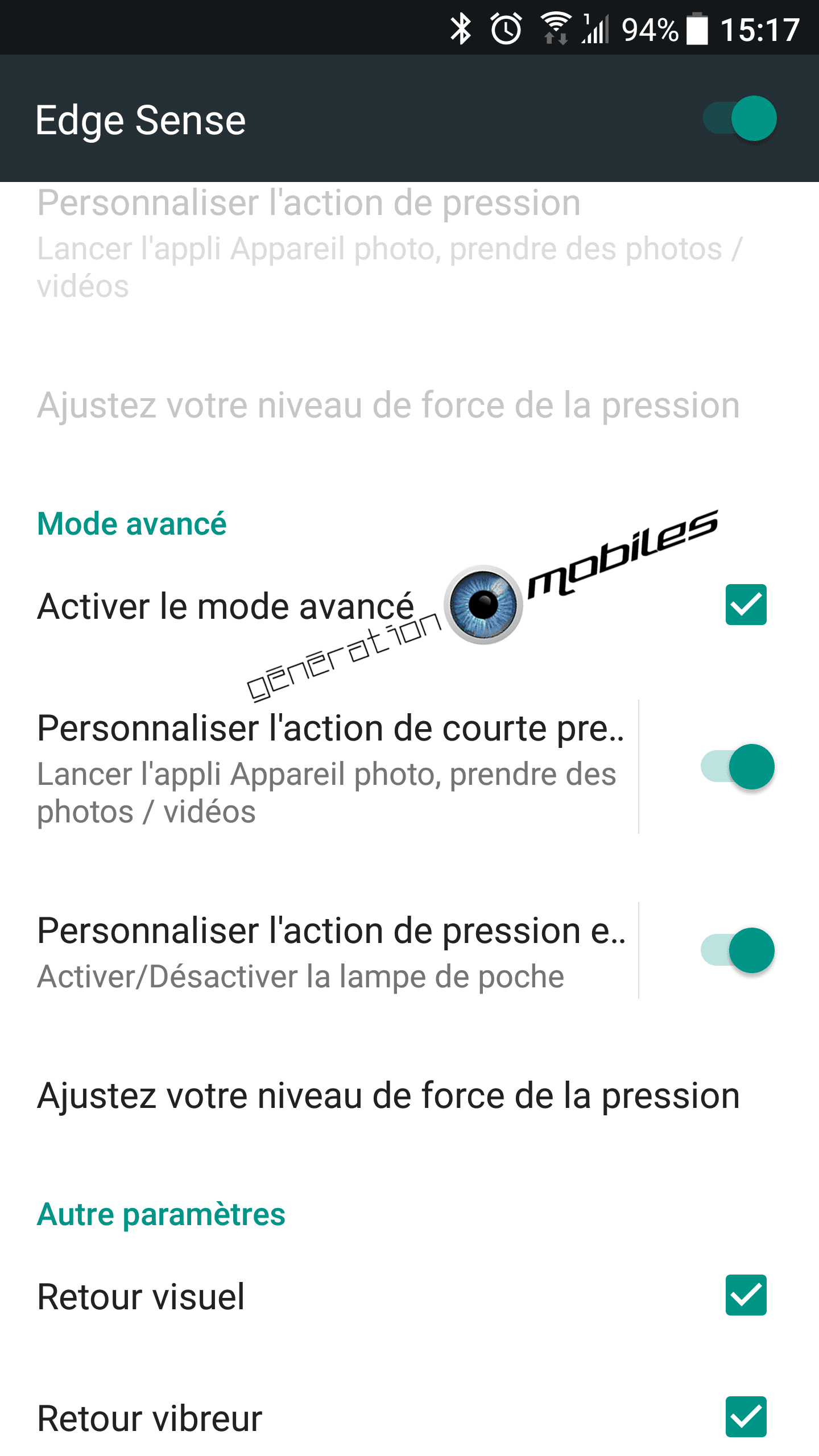 [TEST] HTC U11 Rouge Solaire 21