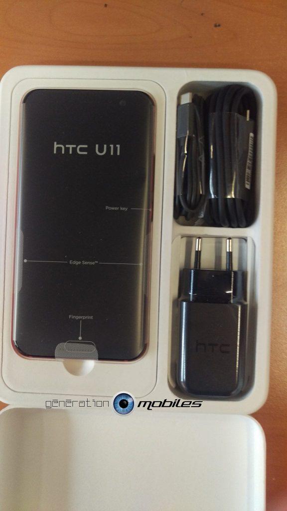 [TEST] HTC U11 Rouge Solaire 3