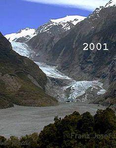 En finir avec le catastrophisme du réchauffement climatique ? Glacier_franz_joseph_newzeland_2001