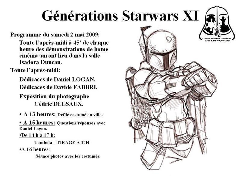 Génération Star-Wars 2009 - Page 2 Programme-samedi1