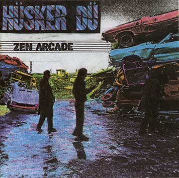 Le Power Trio Huskerduzenarcade