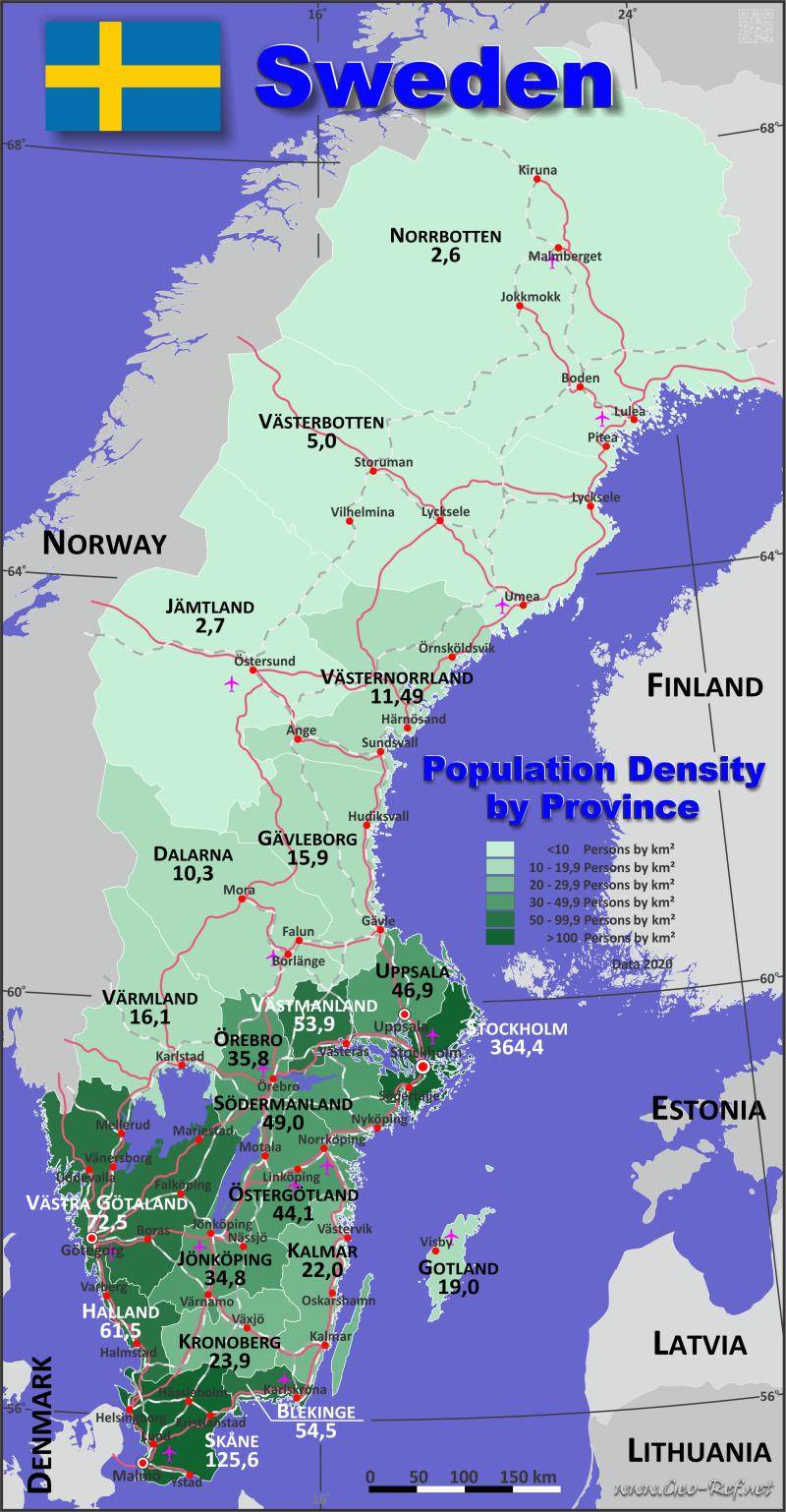 La pandemia prossima ventura - Pagina 37 Sweden