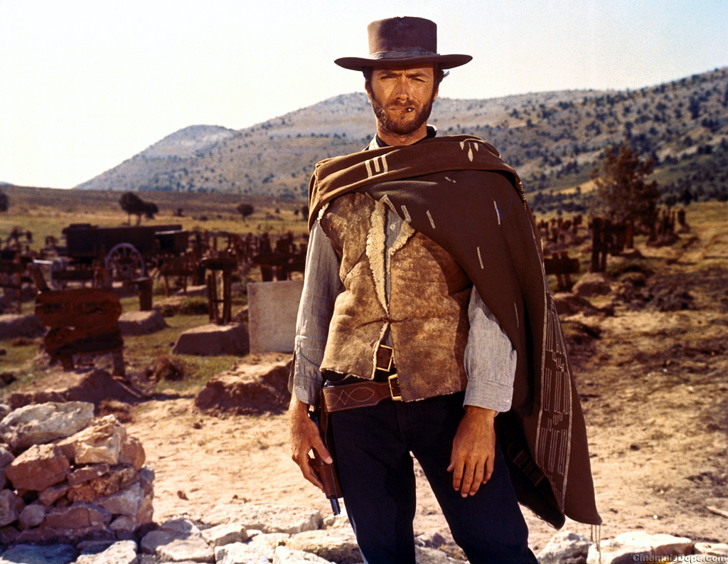 Recommend a movie Eastwood_good_ugly