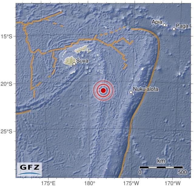 Seguimiento de terremotos Enero 2015 - Página 2 Gfz2015bxnz