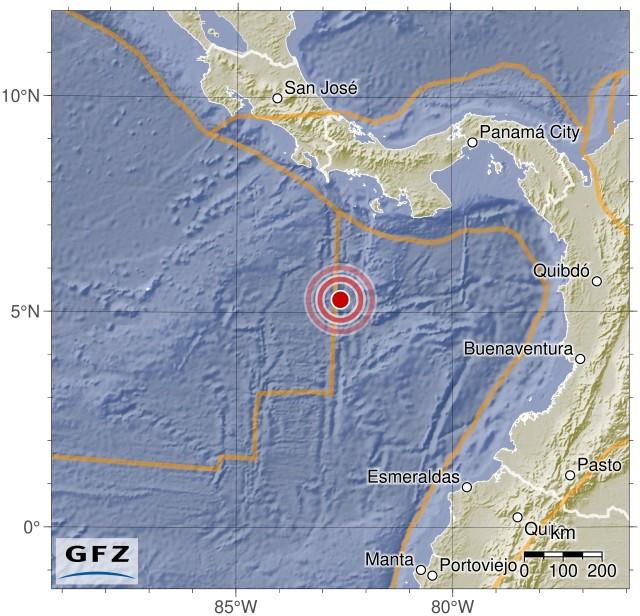 Seguimiento de terremotos Febrero 2015 Gfz2015cmhw
