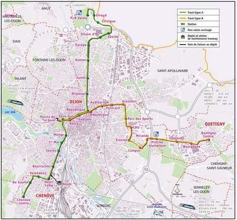 lyon - Les Tramways.... - Page 2 Carte-reseau