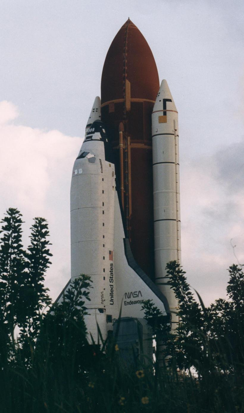 Endeavour STS-47 (1992) KSC-92PC-1771