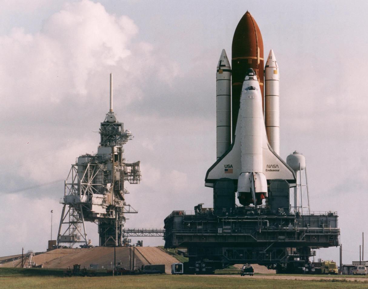 Endeavour STS-47 (1992) KSC-92PC-1772