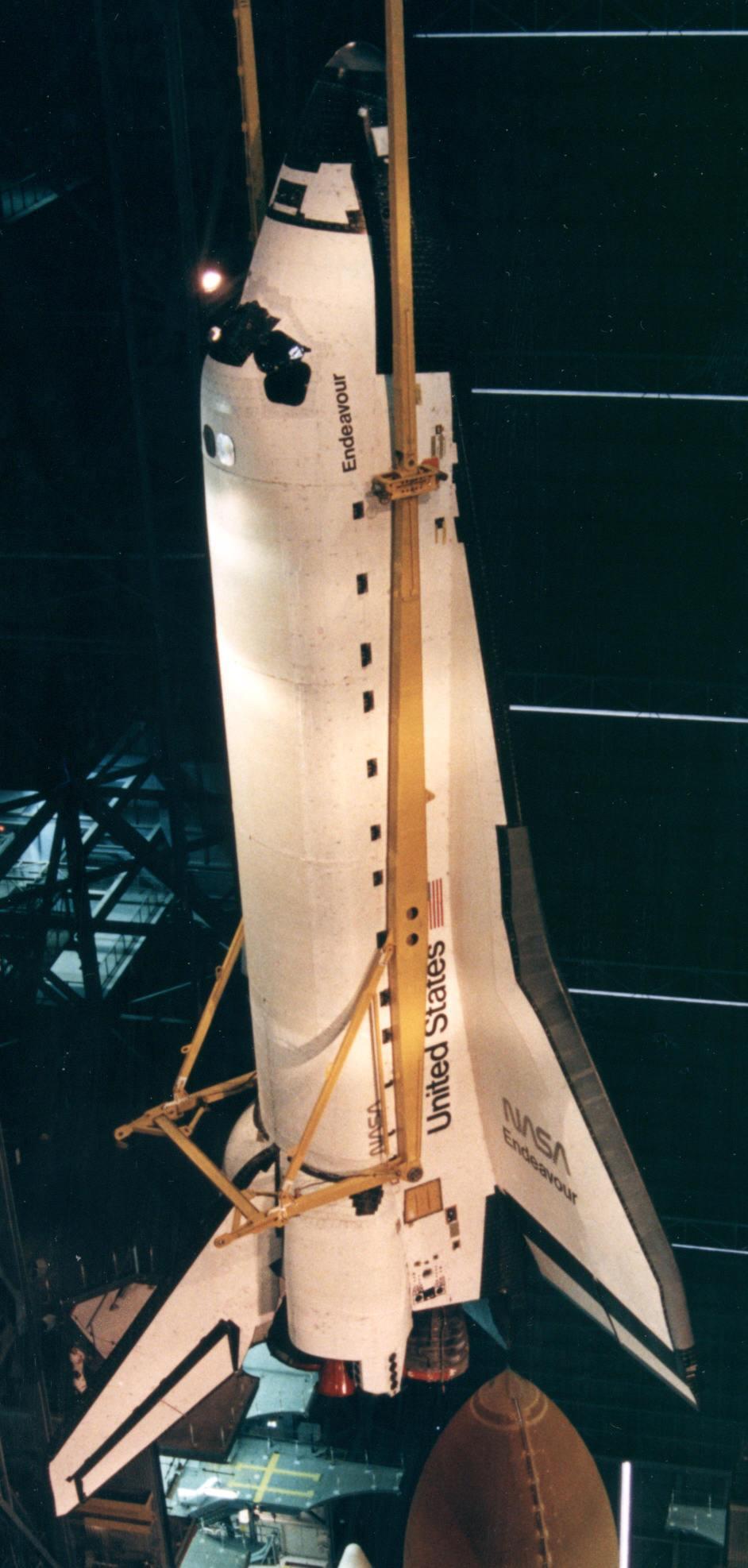 Endeavour STS-47 (1992) KSC-92PC-1759_600A