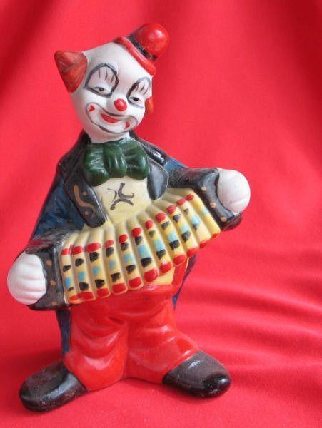 Figurines clowns 03b07b30
