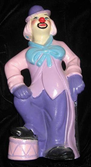 Figurines clowns 8813f70c