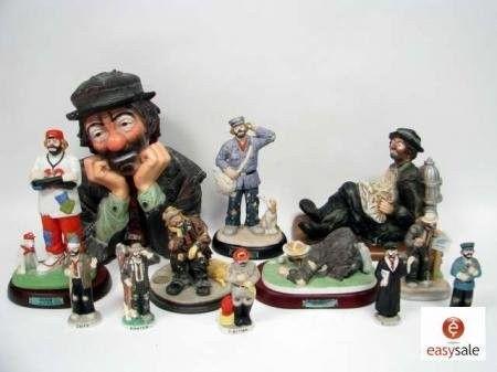 Figurines clowns 8d493bd5