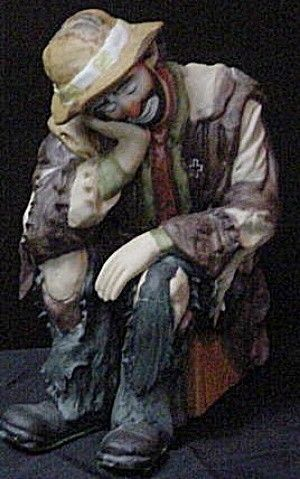 Figurines clowns 97053776