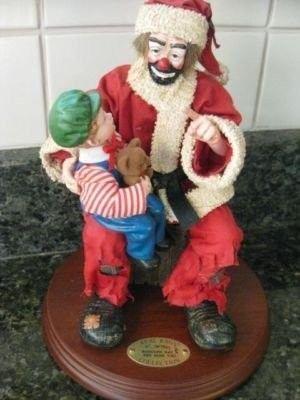 Figurines clowns Ac30ba68