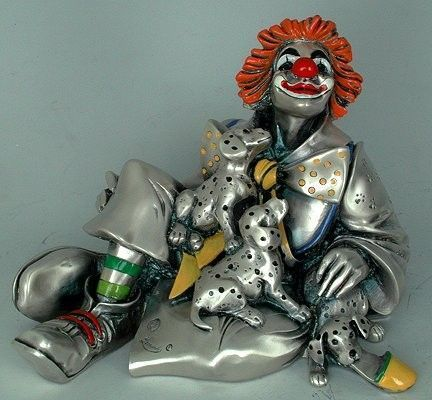 Figurines clowns Cdcac188