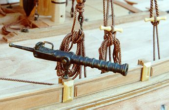 Bateau Canonnier de 2ème espèce - Page 2 Pierrier
