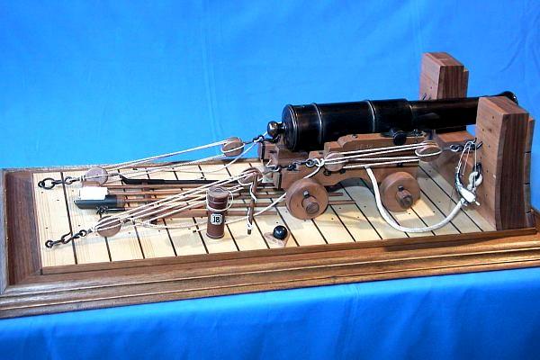 Poste de combat du canon de 36 du V74 canons, echelle 1:24 - Page 3 Art4