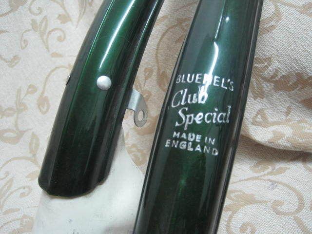 Lejeune Reynolds 531 3 tubes conversion randonneuse M45-1