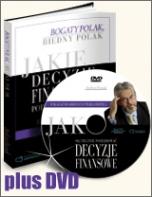[Edycja DVD] Jakie decyzje finansowe podejmują bogaci i dlaczego biedni robią błędy, działając inaczej 152x200