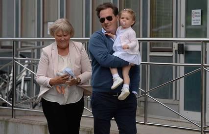 Princesa Magdalena de Suecia y su esposo Christopher O'Neill - Página 6 Chriss